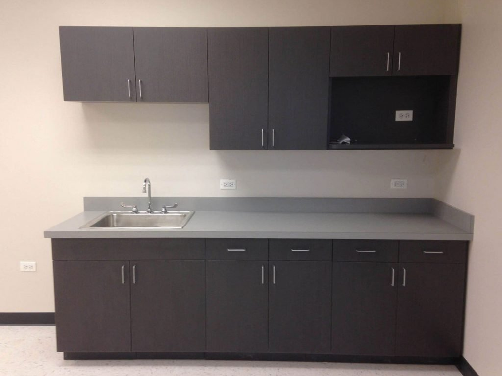 ADA compliant commercial cabinets and countertops
